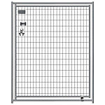 Doc Bob® Extra Gate for Professional Kennel, Extra Large Breed, 5 ft. W x 6 ft. H
