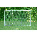 Stephens Pipe & Steel, Single Preferred Kennel Gate Panel, 10 ft. x 6 ft.