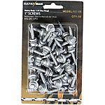 ElectroBraid Heavy-Duty Insulator Screw, 1 in.