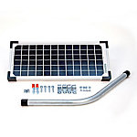 Mighty Mule Automatic Gate Opener 10 Watt Solar Panel FM123