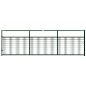 Countyline Wire Filled Gate 14 Ft L X 50 In H At