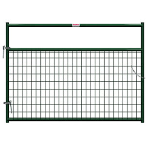 Countyline Wire Filled Gate 6 Ft L X 50 In H At Tractor