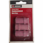 Jobsmart® Abrasive Blaster Replacement Nozzles, Pack of 3