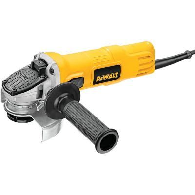 DeWALT® 4-1/2 in. Small Angle Grinder with One-Touch™ Guard