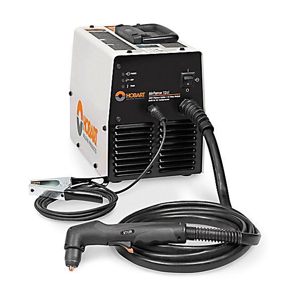 Hobart AirForce? 250ci Plasma Cutter with Built-In Air Compressor