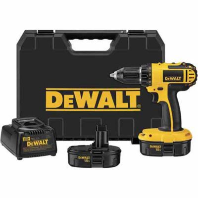 DeWALT® 18V 1/2 in. Cordless Compact Drill/Driver Kit