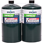 Worthington Pro Grade Propane Fuel Tank, 16.4 oz. Each, Pack of 2