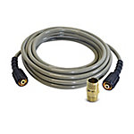 Simpson® 3000 PSI Thermal Plastic Pressure Washer Replacement/Extension Hose, 1/4 in. x 25 ft.