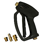 Universal by Apache Hose 4,500 PSI Replacement Pressure Washer Gun with Adapters