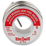 Bernzomatic Rosin Core Wire Solder, 8 oz. Spool
