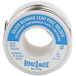 Bernzomatic Solid Wire Solder, 8 oz. Spool