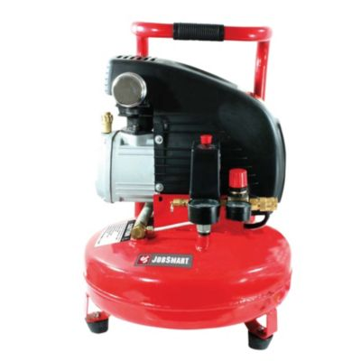 JobSmart® 2 HP Pancake Air Compressor, 4 gal.