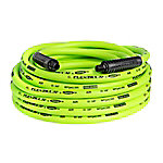 Flexzilla® 3/8 in. x 50 ft. ZillaGreen™ Air Hose with 1/4 in. MNPT Ends and Bend Restrictors, 300 PSI