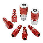 ColorConnex® Industrial 7 Piece Coupler and Plug Kit