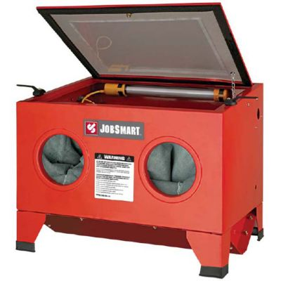 Jobsmart Abrasive Blast Cabinet For Life Out Here