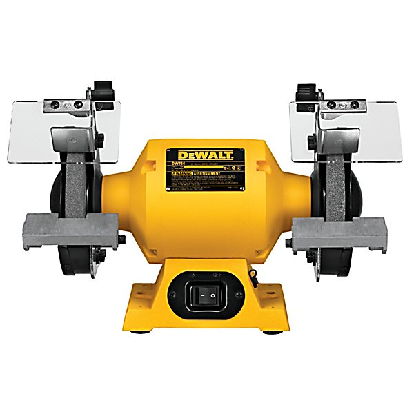DeWALT? Heavy-Duty 6 in. Bench Grinder