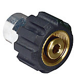 Universal™ by Apache 3/8 in. Female Pipe x Female Metric Adapter, California Compliant