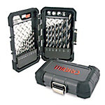 Mibro® 17 Piece High Speed Drill Bit Set