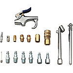 Campbell Hausfeld 17 Piece Accessory Kit, 1/4 in. I/M, CA Prop 65 Compliant