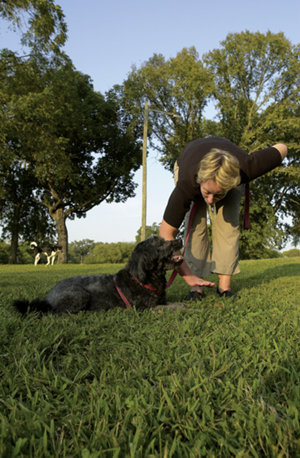 3 Steps To a Well-trained Dog | Fall 2003 Out Here Magazine - Tractor Supply Co.