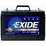 Exide Heavy-Duty Farm Battery, HP31D
