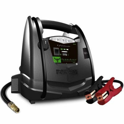Schumacher 650 Peak Amps Instant Power™ w/ Air Compressor