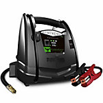 Schumacher 650 Peak Amps Instant Power™ Jump Starter with an Air Compressor