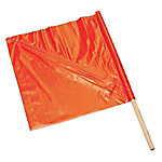 Red Nylon Traffic Flag, 27 in.
