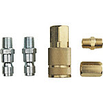 Campbell Hausfeld® 3/8 in. Automotive Connector Kit, 3/8 in.