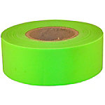 Glo Lime Flagging Tape, 1-3/16 in. x 150 ft.