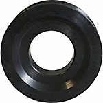 Weasler Pulley, V Series Hub, 2-1/2 in. Outside Diameter, Solid