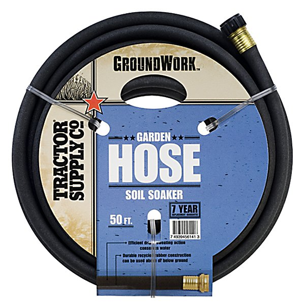 Groundwork Hose