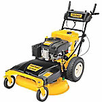Cub Cadet® 33 in. 420cc Heavy-Duty Wide Area Mower with Front Caster Wheels and Electric Start