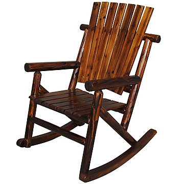 Marvelous Enjoy The Outdoors This Summer With Char Log Furniture