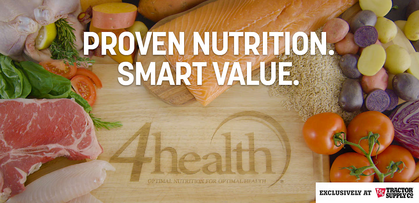 Proven Nutrition. Smart Value.