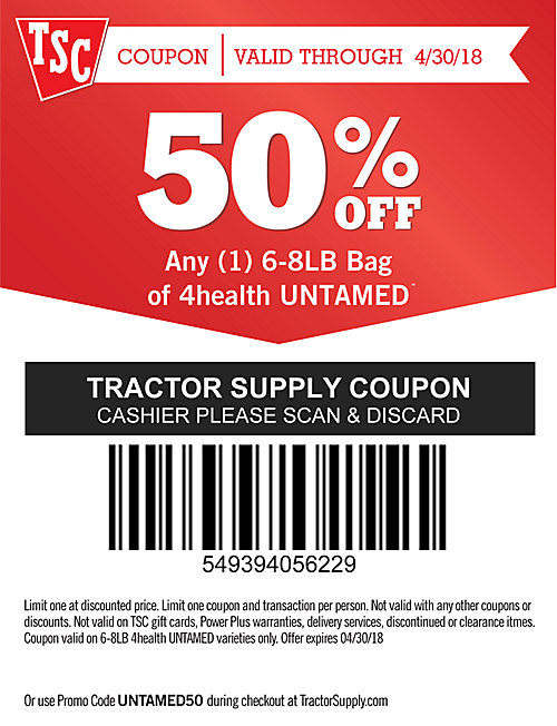 Tractor Supply Company (TSC) was originally established as a mail order tractor parts store in The first retail store opened in North Dakota in Today Tractor Supply Company has over 1, brick-and-mortar stores in 49 states and a booming online presence.