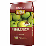 Purina® Dobbin's Delights Apple & Oat Equine Treats, 20 lb.