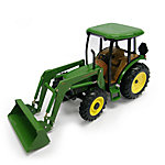 John Deere® 5420 Tractor with Cab and Loader, 1:16
