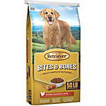 Retriever® Bites & Bones Dog Food, 50 lb. Bag