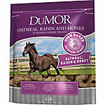 DuMor® Horse Treats Oatmeal, Raisin & Honey Flavored Horse Treats, 4 lb.