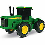 ERTL Collect 'N Play - 4.30 in. John Deere 4WD Tractor Toy
