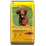 Retriever® Bites & Bones Dog Food, 20 lb. Bag