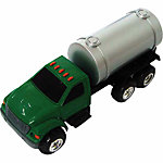 ERTL Collect 'N Play - 4.3 in. Truck with Bulk Tank Toy