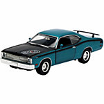 ERTL Collect 'N Play - 1:24 Toy 1971 Plymouth Duster 340