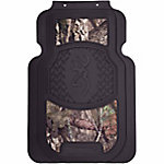 Browning Camo Buckmark Floor Mats, 2 Piece Set
