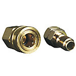 Apache Hose 3/8 in. Quick Disconnect Adapter Set