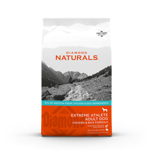 Diamond Naturals Extreme Athlete Dog Food Review