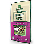 Standlee Premium Western Forage Certified Timothy Grass Pellets, 40 lb.