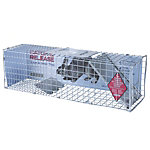 Live Animal Cage Trap, 24 in. x 7 in. x 7 in.