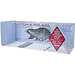 Catch and Release Live Animal Trap, 42 in. x 15 in. x 15 in.
